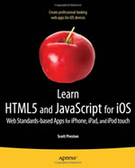 Learn HTML5 and JavaScript for iOS Book