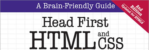 Head First HTML and CSS 2nd Edition Book Review