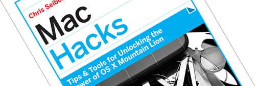 Mac Hacks Book Review