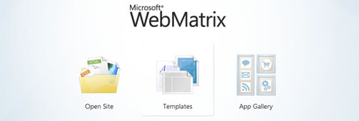 Microsoft WebMatrix 2 for Small Website Development