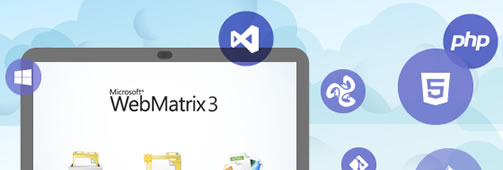 Microsoft WebMatrix 3 Web Development Tool