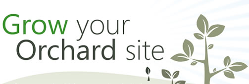New Orchard Theme and Website