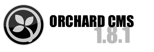 Orchard 1.8.1 Released and Website Upgrades
