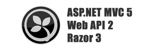 Orchard CMS - ASP.NET MVC 5 Web API 2 and Razor 3