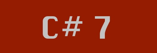 Tuples in C# 7 and Visual Studio 2017