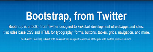 Twitter Bootstrap Orchard Theme
