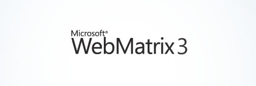 WebMatrix Git and GitHub Source Control