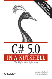 C# 5.0 In a Nutshell Book Review