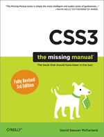CSS3 The Missing Manual Book Review