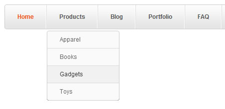 Product Categories for Orchard CMS Online Store